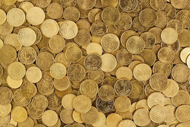 zlaté centy