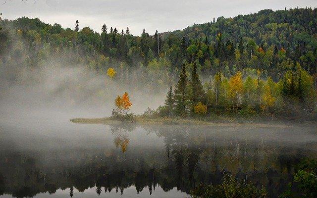 Jesenná príroda